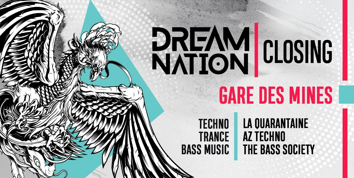 22 Sept. Dream Nation Festival 2019 - Closing
