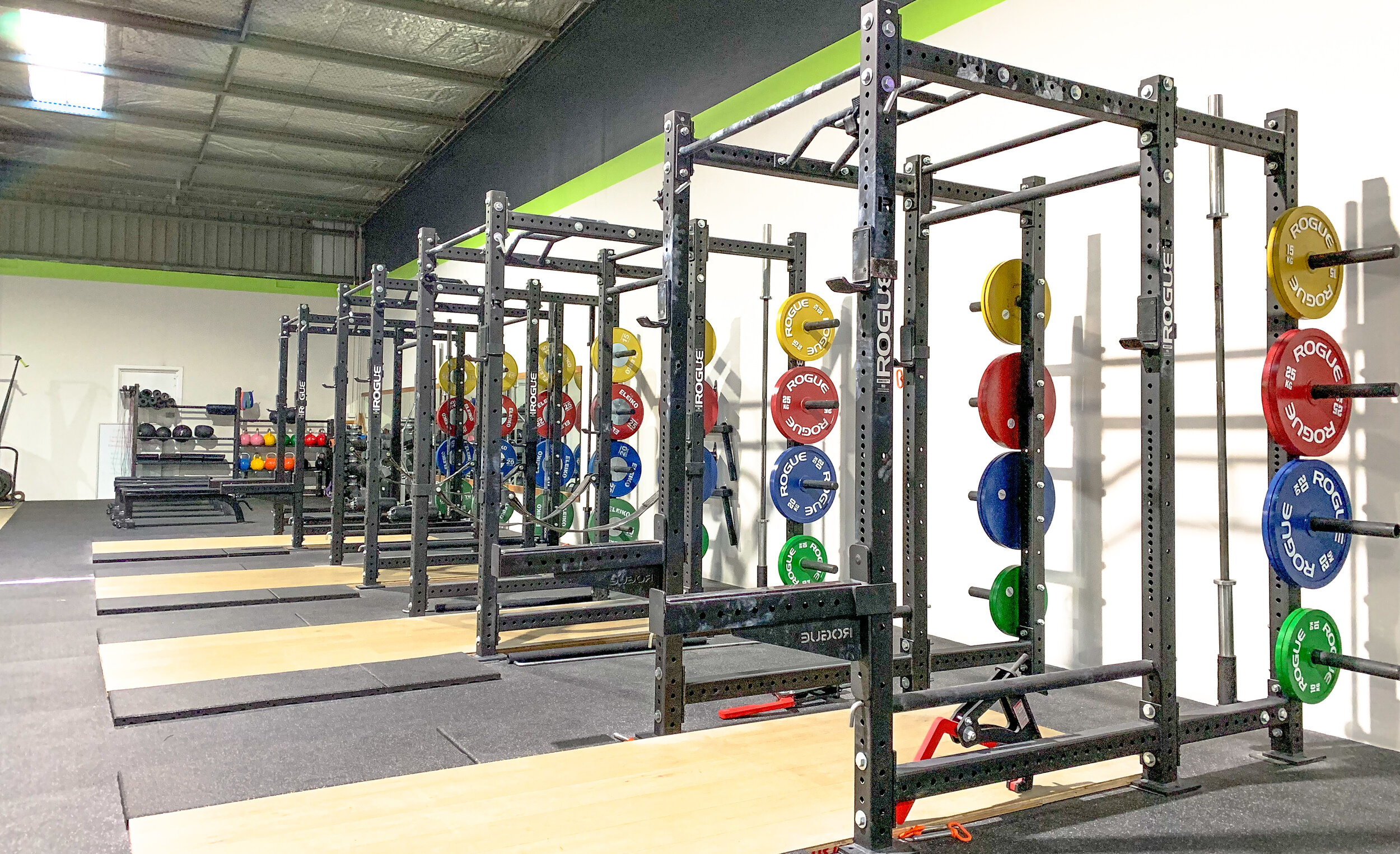 open gym - Make the most of our world class facility and skip the crowds of a commercial gym.