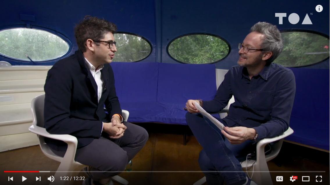 Interviewing Yancey Strickler (CEO & Co-Founder, Kickstarter)