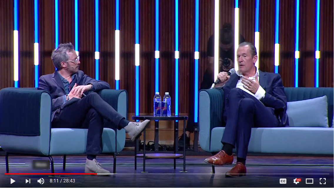 Interviewing Mathias Dopfner (CEO, Axel Springer SE)
