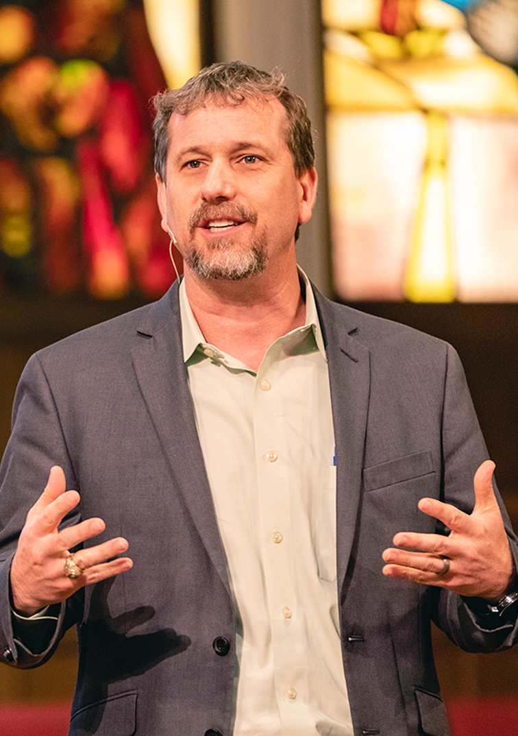 Rev. Dr. Owen Ross - Since July 1, 2017, Rev. Dr. Owen Ross has been the Director for the Center of Church Development for the North Texas Conference UMC. In this role, Ross leads the vitalization and church planting strategies for The United Methodist Church in North Texas and serves on the Bishop's Cabinet. Dr. Ross serves as a director in the Texas Lyceum and on the boards of the Texas Methodist Foundation and the Fairfield Sponsors and Outreach Association – Zimbabwe.Prior to this work, Ross served as the founding pastor of La Fundición de Cristo/Christ's Foundry United Methodist Mission for fifteen years. From knocking doors and gathering a small group of persons in his living room, Christ's Foundry grew to be in the top two largest Spanish-language congregations in United Methodism.A native of the rural East Texas town of Henderson, he holds a BA with a double major in International Studies and Political Science from Texas A&M University, a Master of Divinity from Southern Methodist University, and a Doctor of Ministry from Asbury Theological Seminary. He has also done coursework at La Universidad de las Americas – Puebla, Mexico and at Africa University - Zimbabwe. For the past twenty years, he has called Dallas home and is married to Xóchitl Medina Ross of Mexico. They have two rowdy boys, Leland and Larkin, both born in 2014.