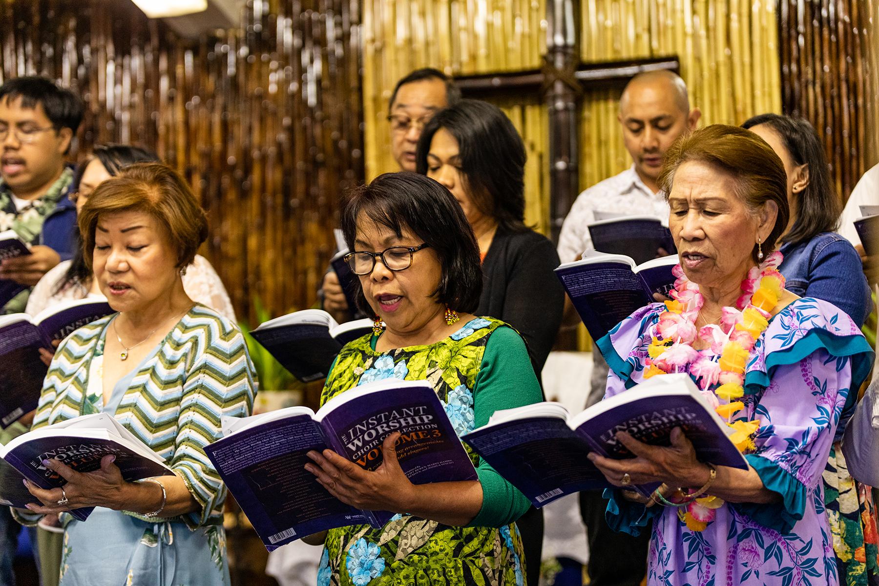 Valley Faith's Choir