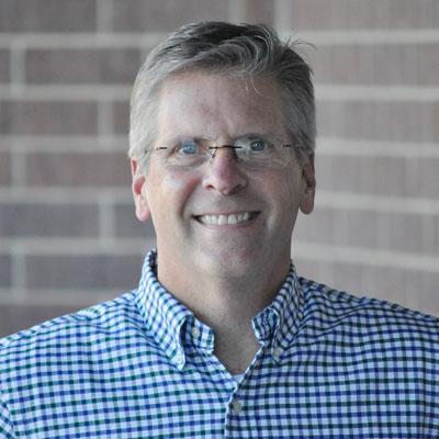 Dan Brenton, Lead Pastor -