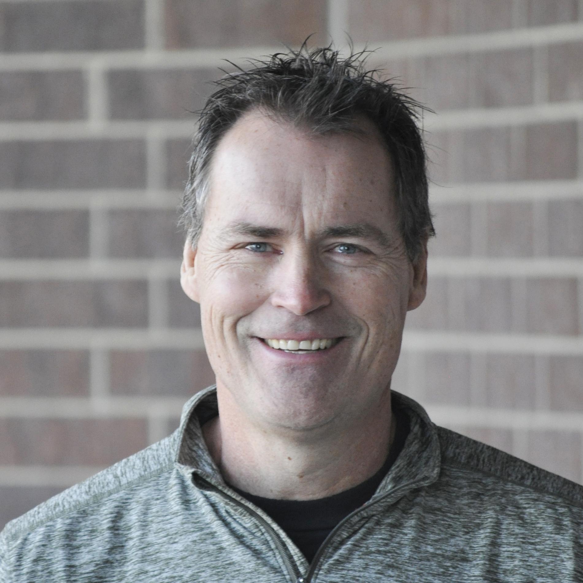 Jeff McKearney, Executive Pastor -