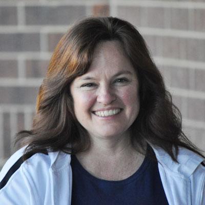 Kristy Casarez, Nursery Ministries Coordinator -