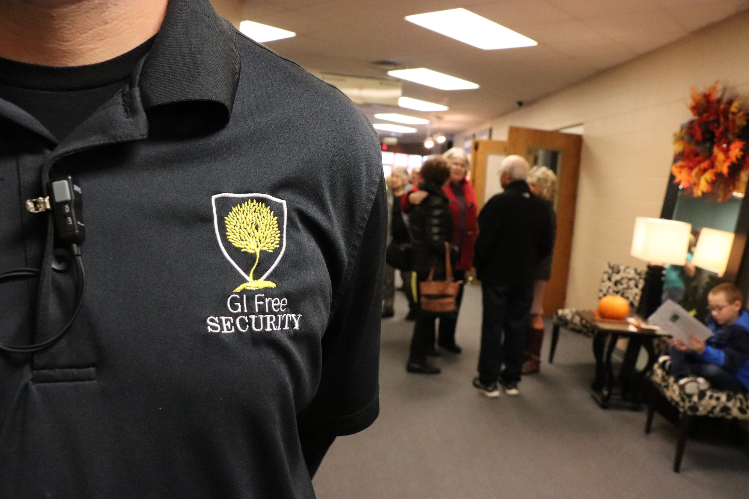 Security - Proactively safeguarding the church during Sunday and other large group gatherings