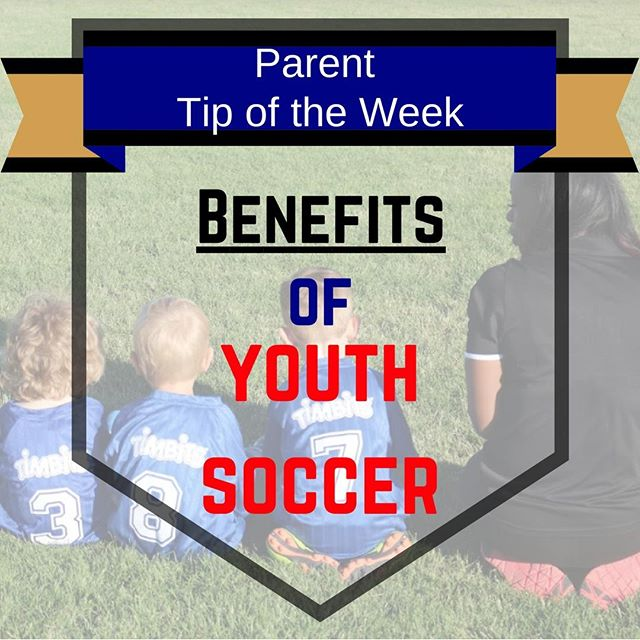 Parent Tip of the Week Ever wondered how enrolling your child in youth soccer can benefit them? We've got your answers couresty of MU health Care.  #1: REDUCE PRESSURE AND STRESS WITH SPORTS. 🙅🏽‍♀️🙇🏽‍♀️ Soccer can be  a great way to blow off steam in a controlled and safe environment.  #2: PHYSICAL HEALTH BENEFITS OF SPORTS. 💪🔋Aerobic capacity, muscle strength, you name it.  #3: SPORTS TEACH TEAMWORK AND PROBLEM-SOLVING SKILLS. 💡👩‍👧‍👦 This is the most important life skill your child can learn from organized sports.  #4. MANY ATHLETES DO BETTER ACADEMICALLY. 📓📐 The dumb jock stereotype simply isn't true, athletes do better with time management and prioritization. #GSCtips
