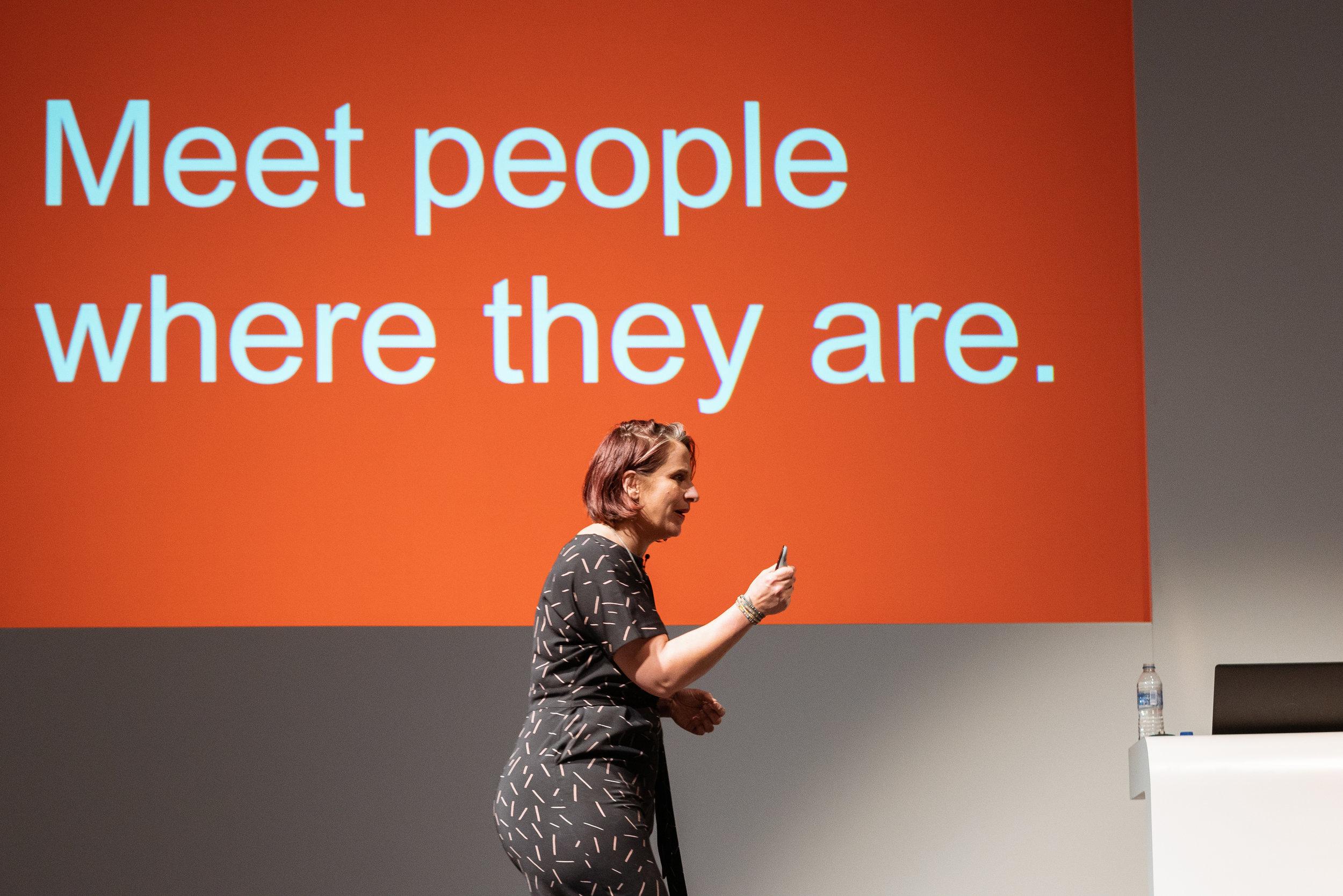 Anna Pickard - Creative North keynote.