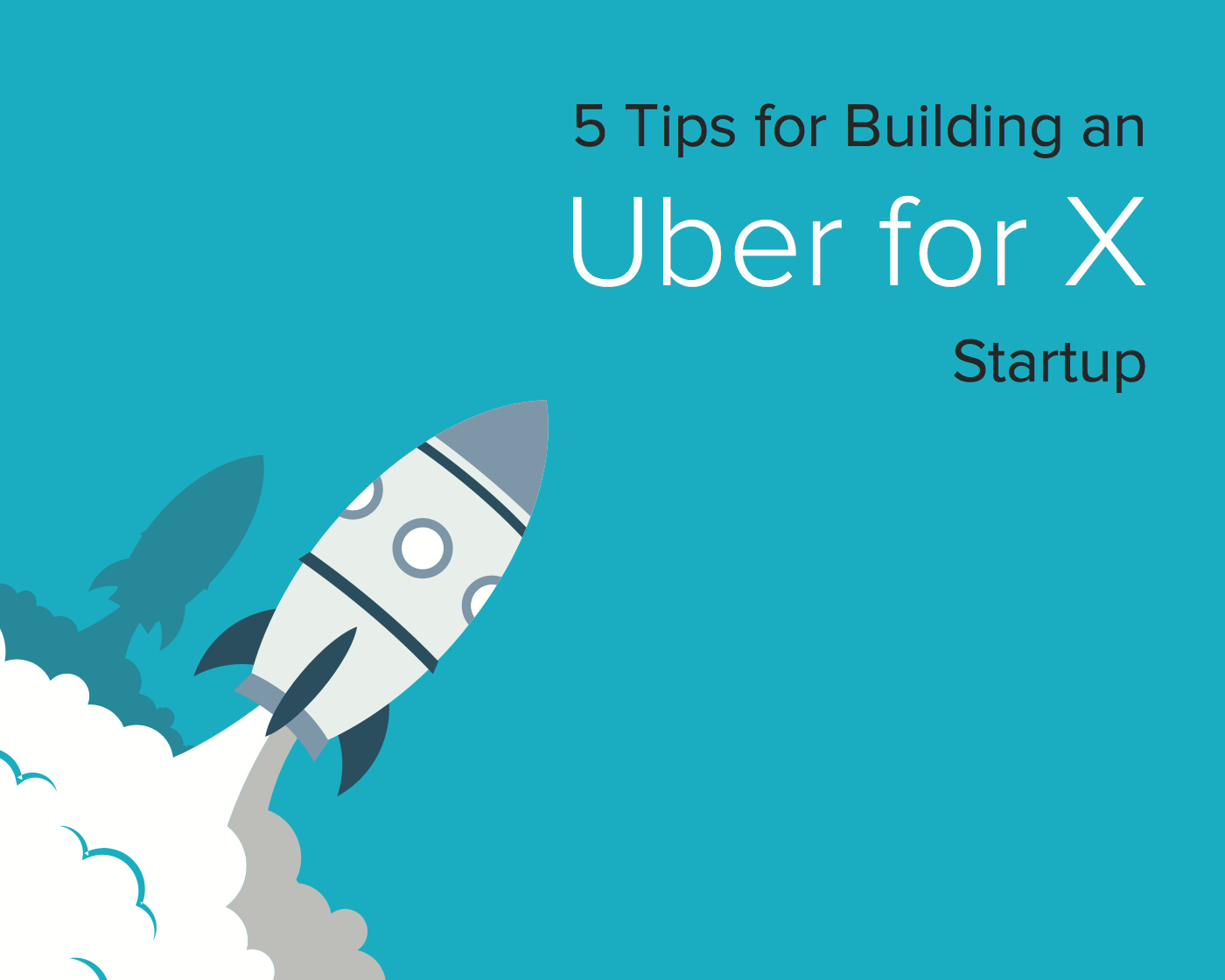 """It's genuinely a thing. - """"Uber for X."""" How Unique."""