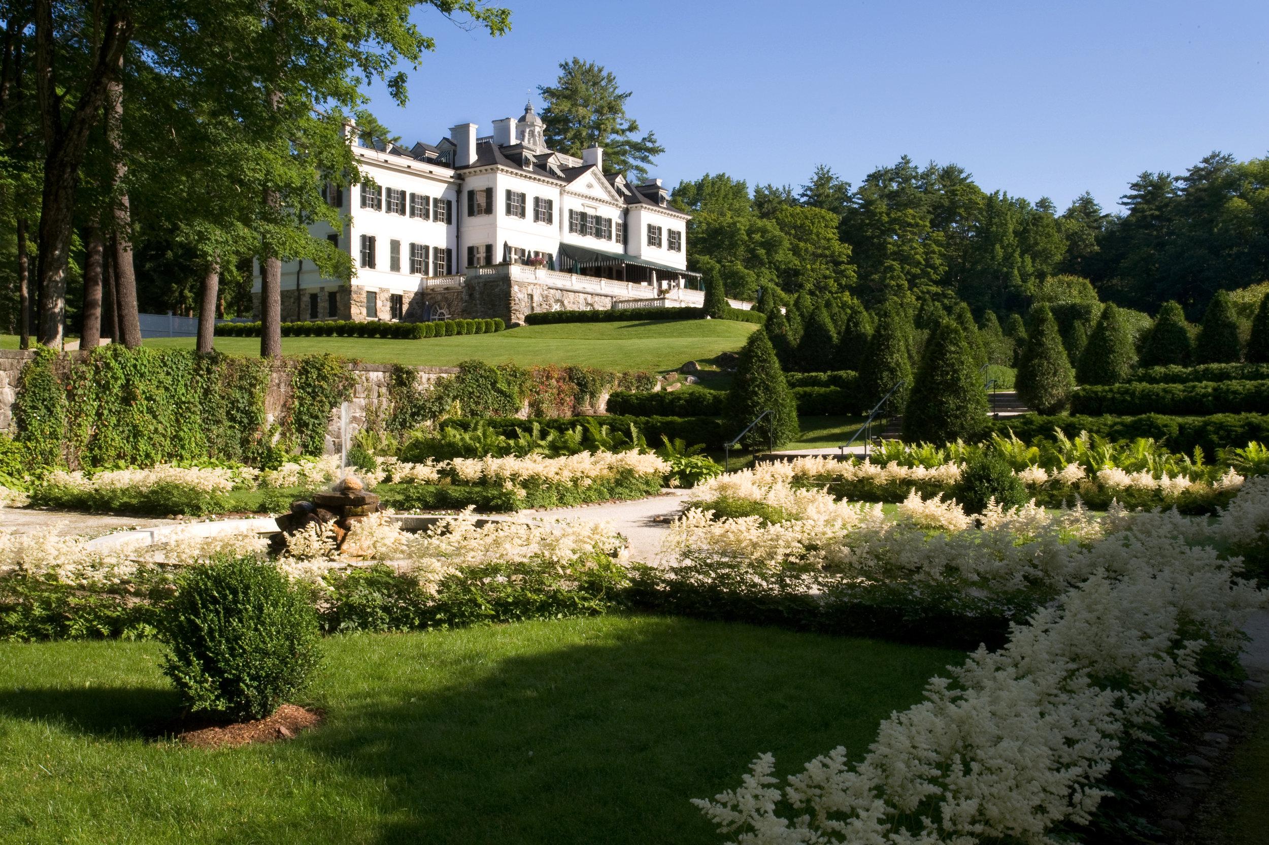 The Mount Italian Garden by John Seakwood.jpg