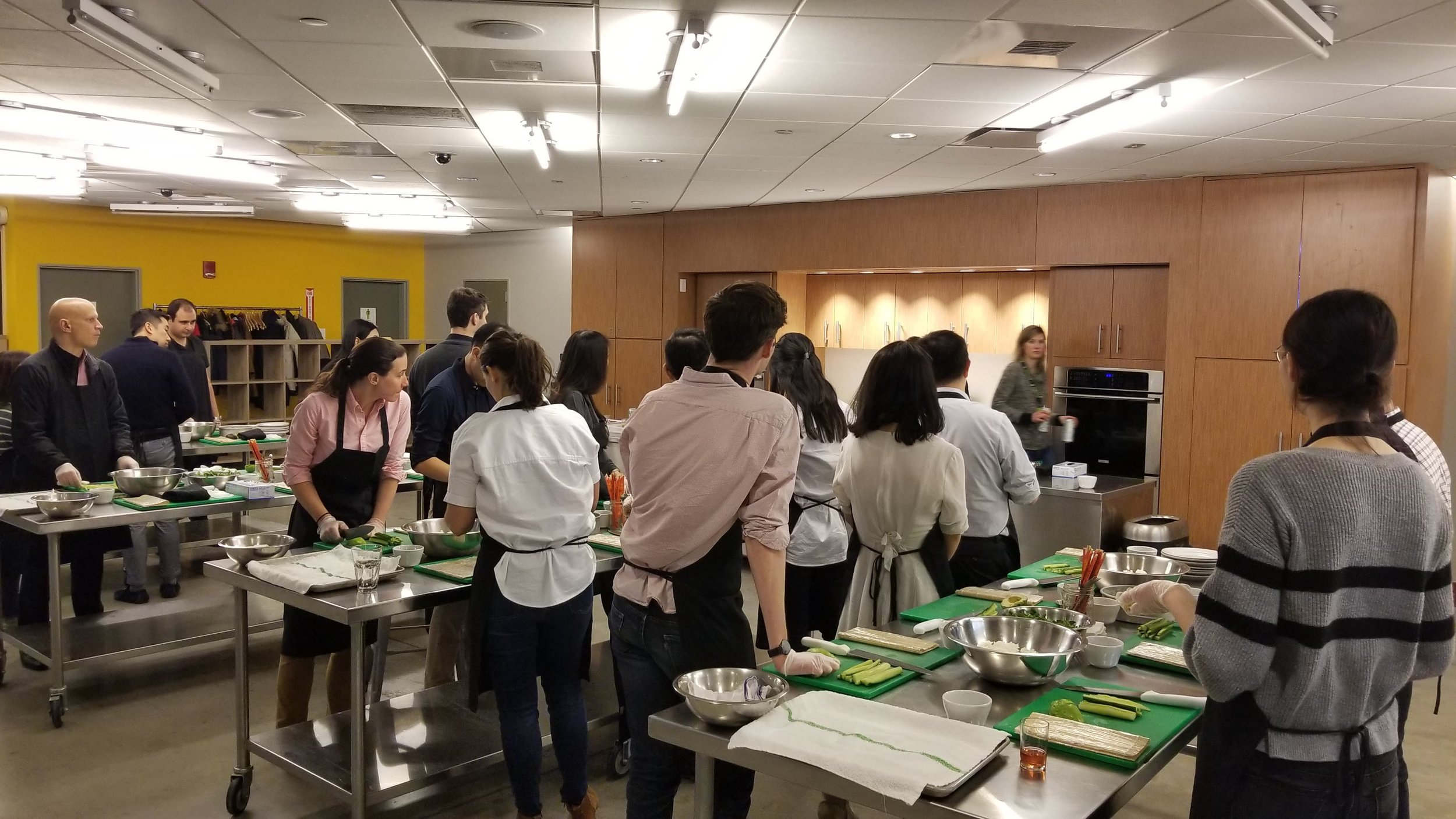 Sushi Making Class - March 20, 2019
