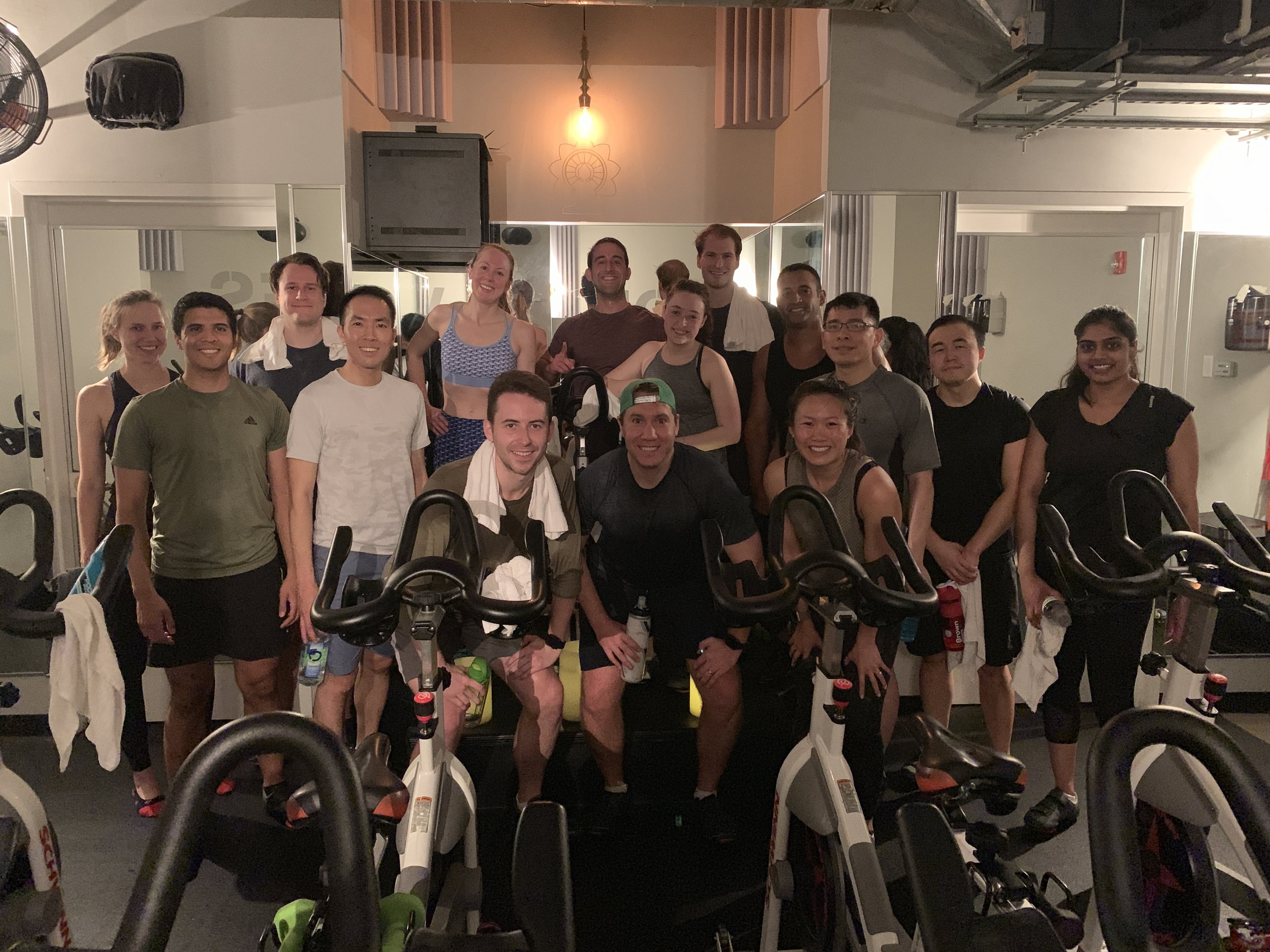Spin & Brunch - May 11, 2019