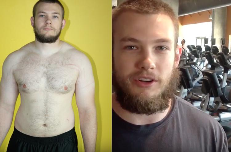 8 week body transformation -