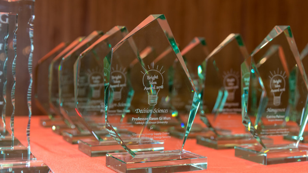 Bright Ideas Award -
