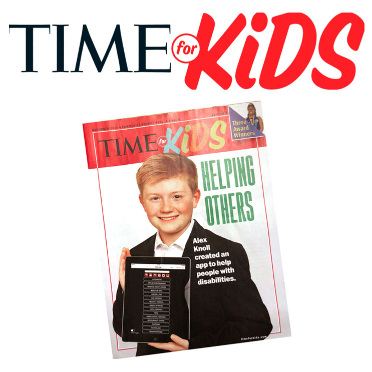 Time For Kids: Helping Others