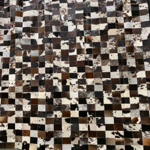 Black and Brown Area Rug #34