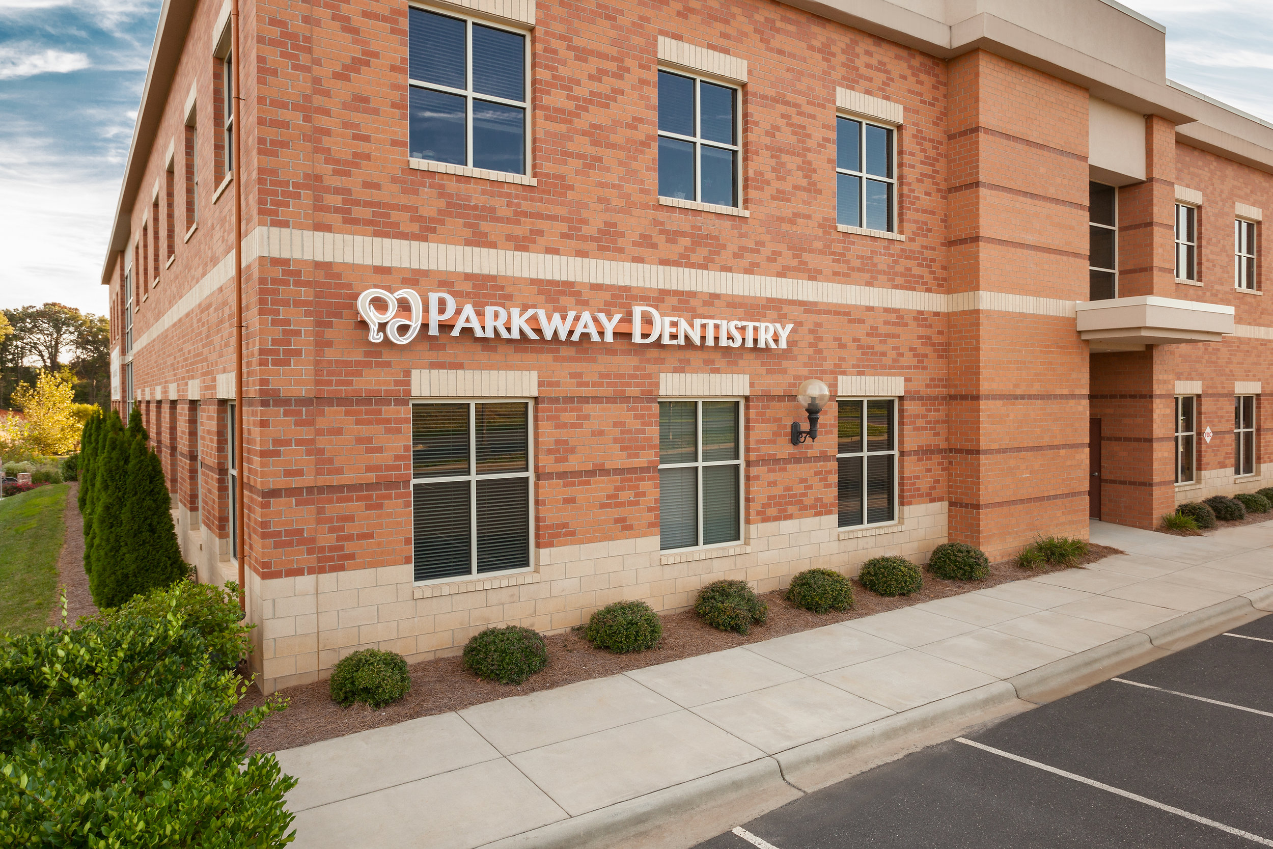 The PWC Medical Office is a 28,000 sq. ft. building with medical, dental, and office space.