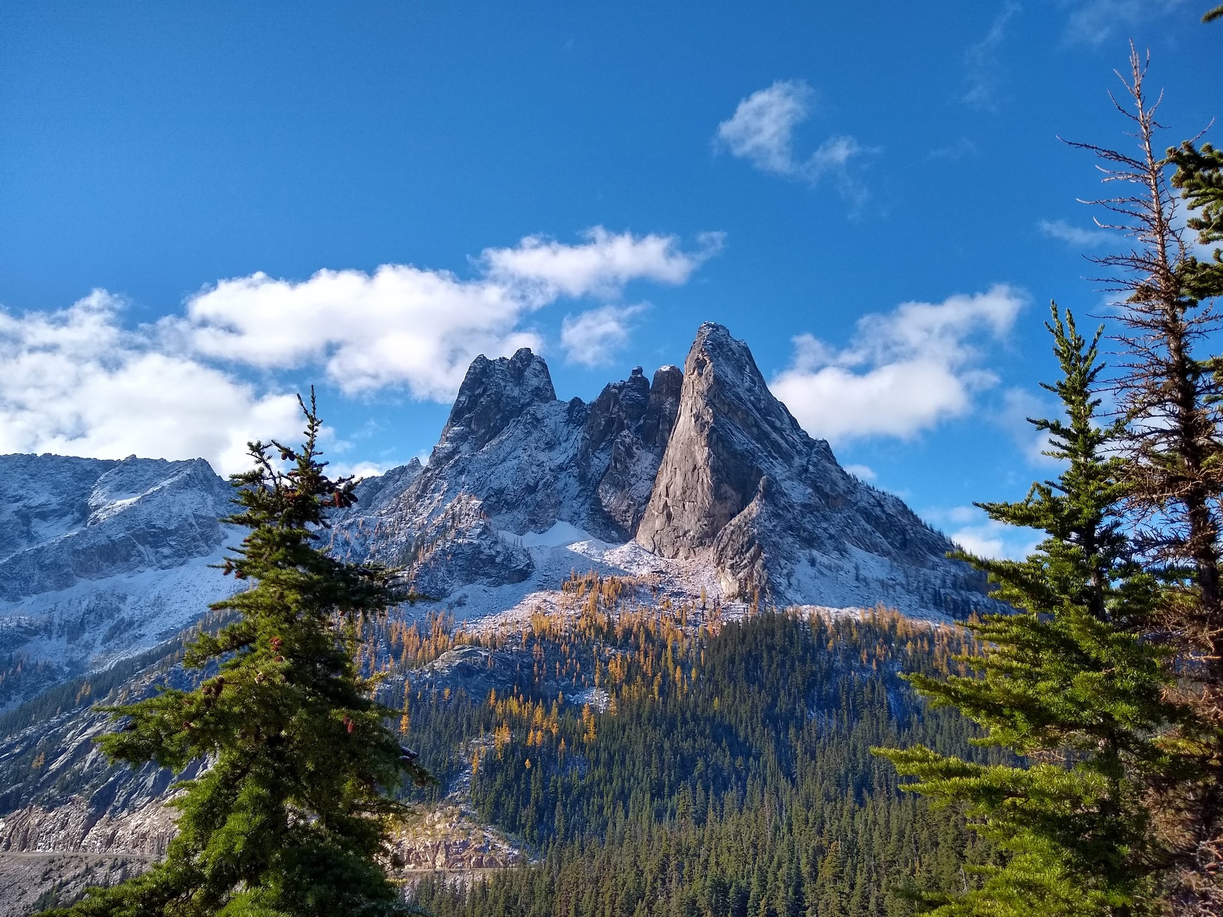North Cascades National Park in northern Washington
