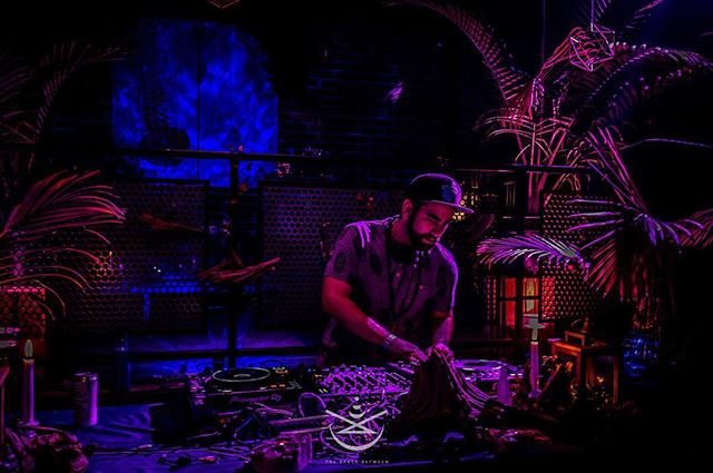 flying through dimensions with @surrealflight  Foto : @gypsysoulsphoto  #DoB #TSB #music #art #techno #house #minimal #atlanta #consciousness #experience