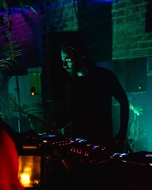 Experiential guide @bobi.stevkovski  Photo by @marginwalk3r  #dobexperience #techno #deep #dub #tech #minimal #art #music #greenville