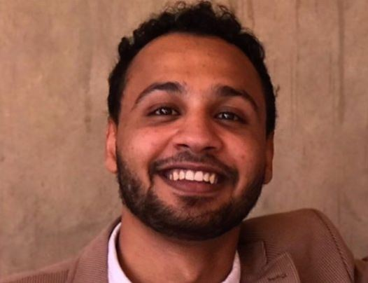 Mohammad Mattar who was gunned down during protests in Sudan.