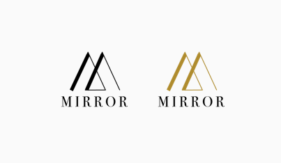 Image: Final logo for Mirror