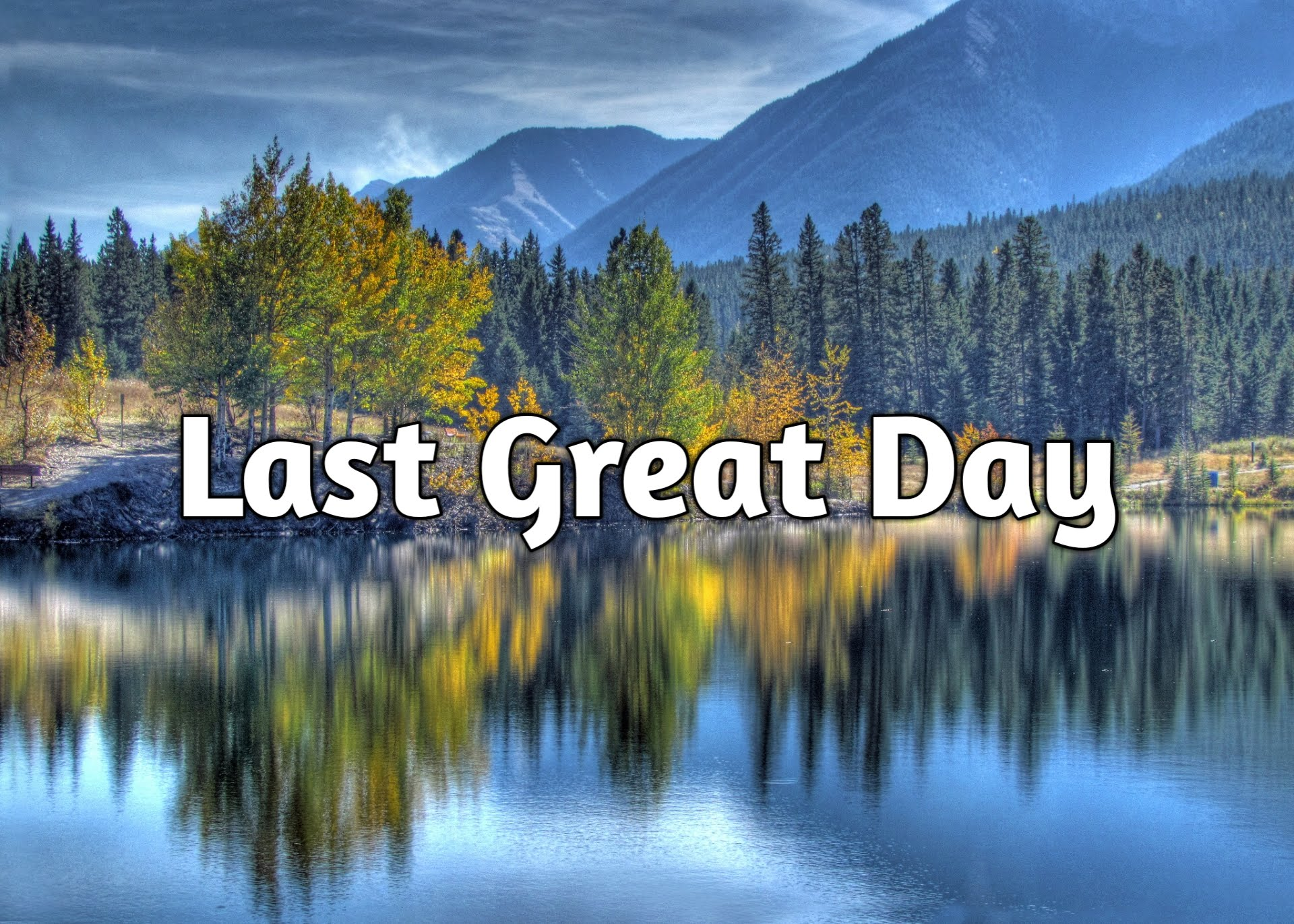 Christian Holidays: The Last Great Day of the Feast