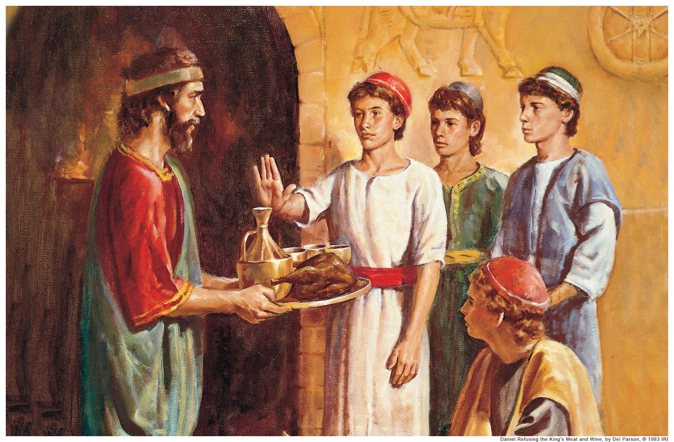 The Book of Daniel Pt 1