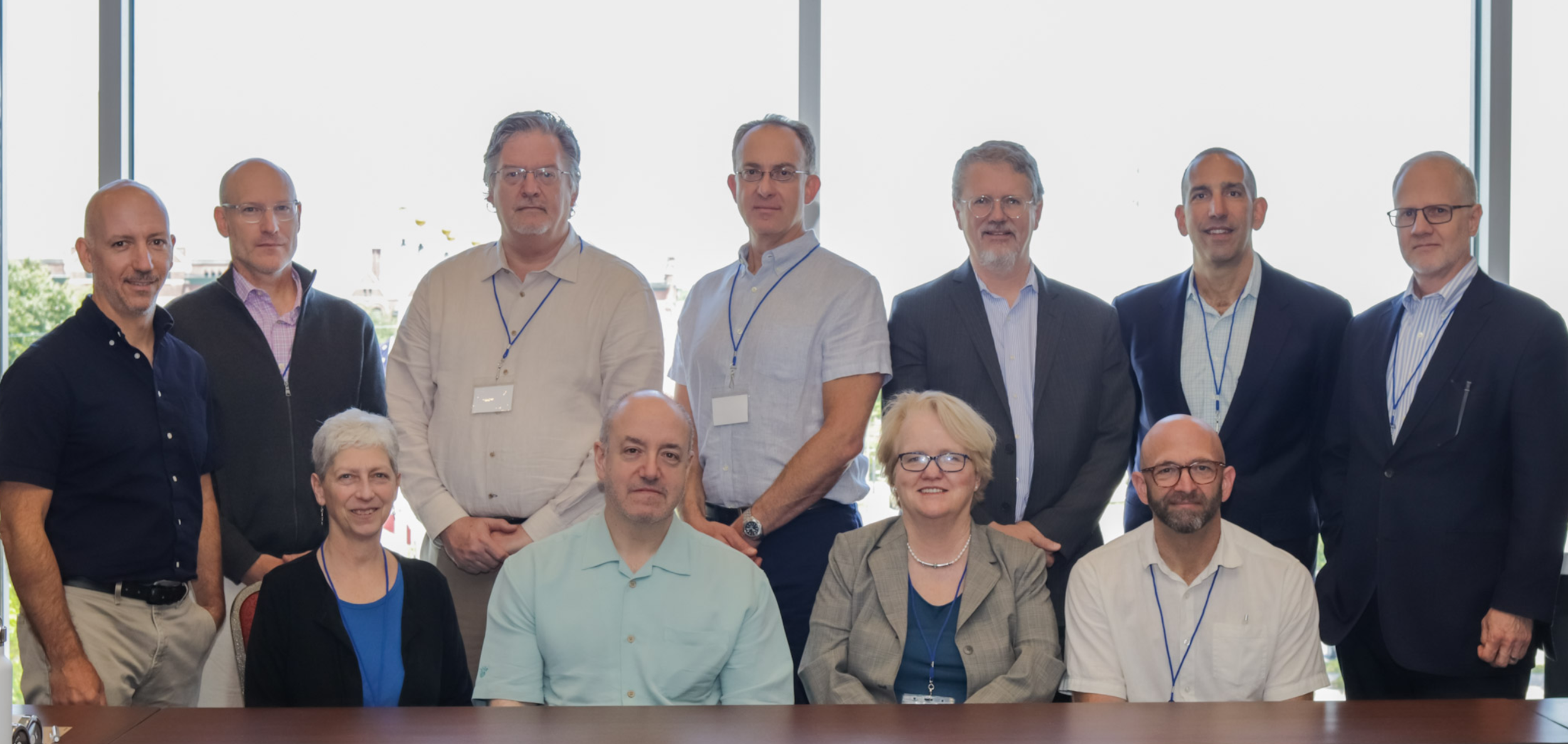 Attendees of the June 2019 Presidents' Forum convening in Montgomery, Alabama.