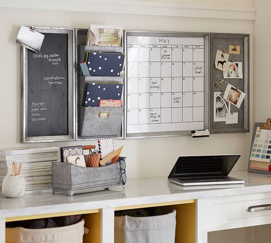 Command Center by Pottery Barn. Photo by Pottery Barn