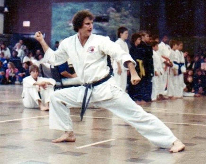 Kyoshi Jerry Wroblewski, circa 1980's