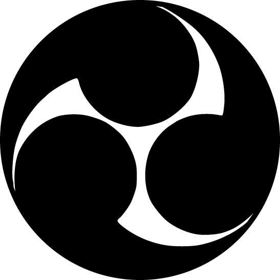 Hidari Gomon - The Hidari Gomon, once the royal crest of the Ryukyu Kingdom, is the primary traditional symbol of Okinawa.