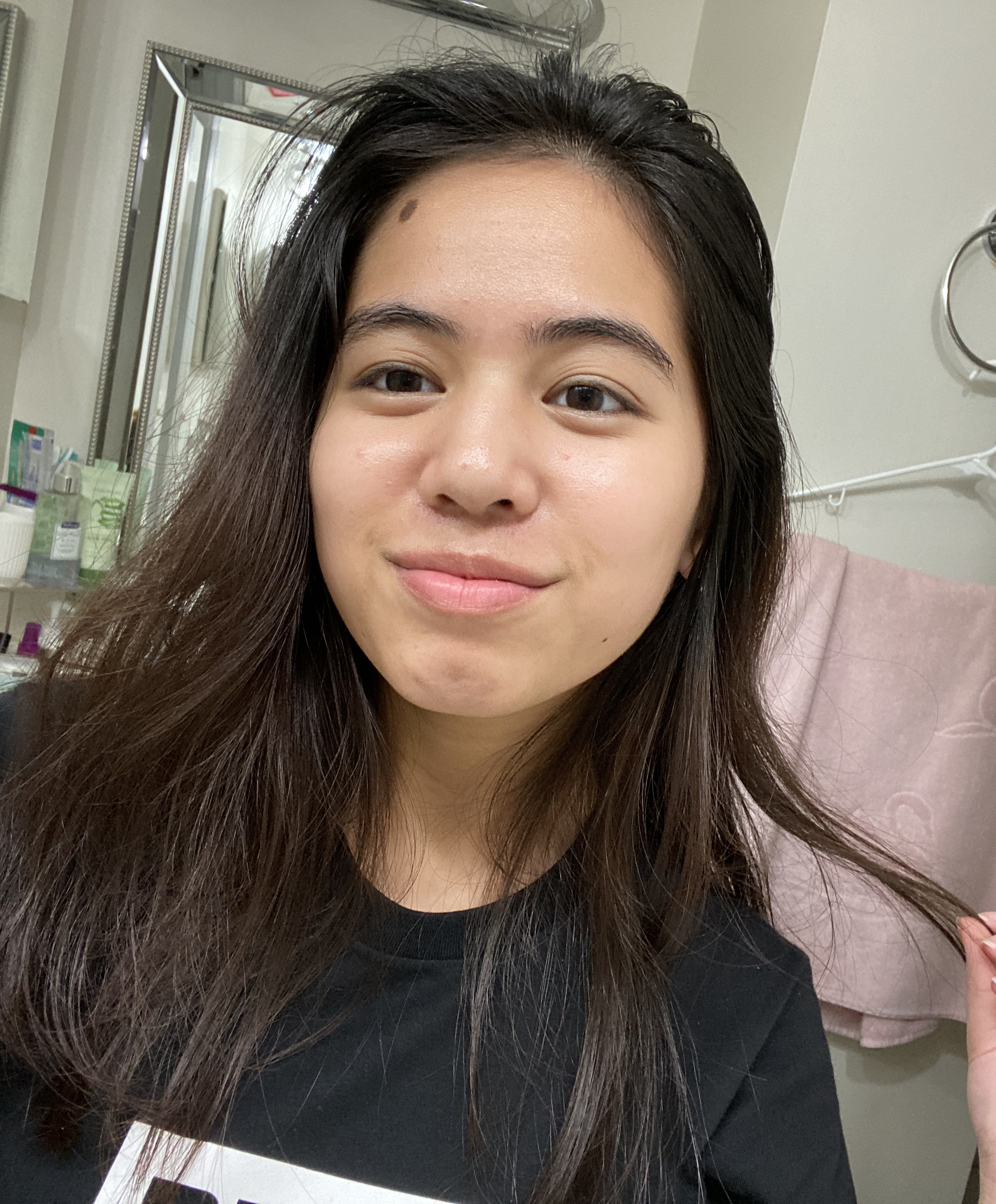 Giselle Concepcion - (Ensemble) is a sophomore who is ecstatic in taking on the WSHS stage once again. Previously starred in Three Guys and a Brenda (Joe), Xtra Drama Island (Felicity), and Very Serious (Mom), she hopes that Einstein's Brains will be an unforgettable addition to her theatre journey. Giselle would like to thank her entire family for their immense love and support, her friends for existing, and the greatest cast and crew that she has had the most pleasure working with.