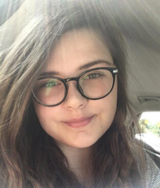 Kaitlyn Diem - (Scenic Crew), a junior, is excited to be a part of a spartan theatre production this year. Kaitlyn would like to thank Mia Bridges and Ms. Nash for inspiring and encouraging her to be more involved this year.