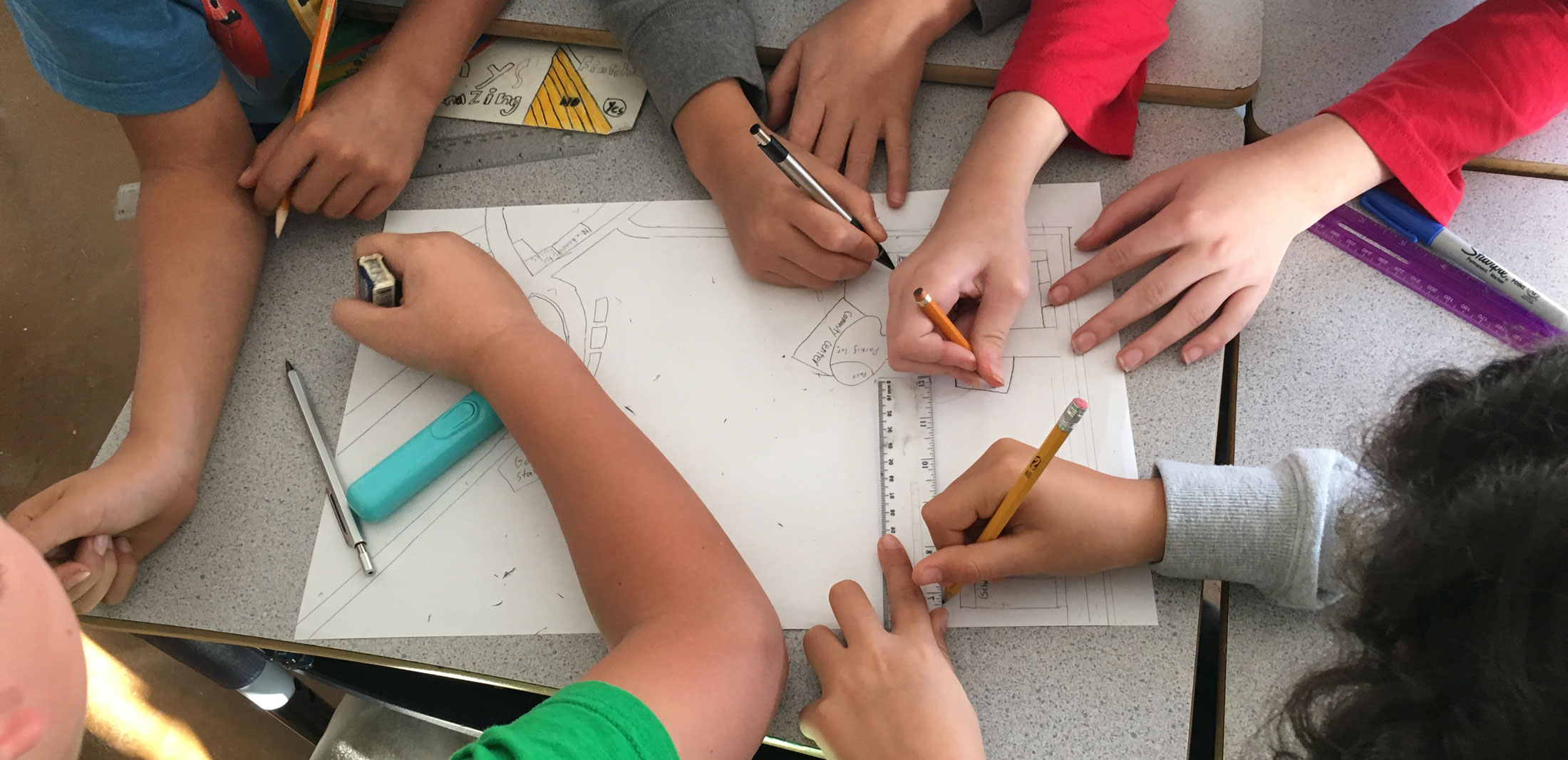 architecture workshops for kids - Design, Build, Learn