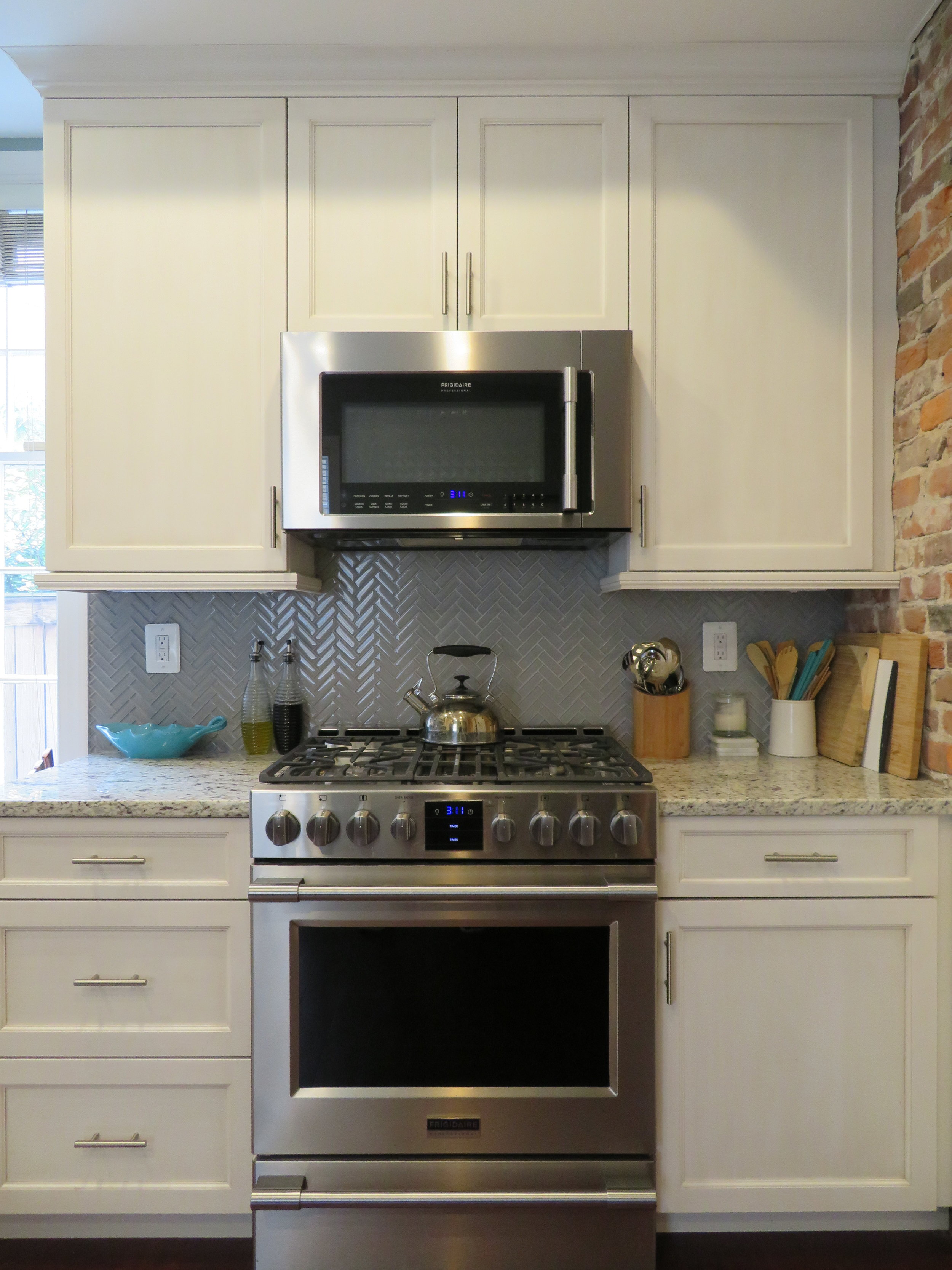 Our clients have many options for high end, quality, and sturdy appliances. -