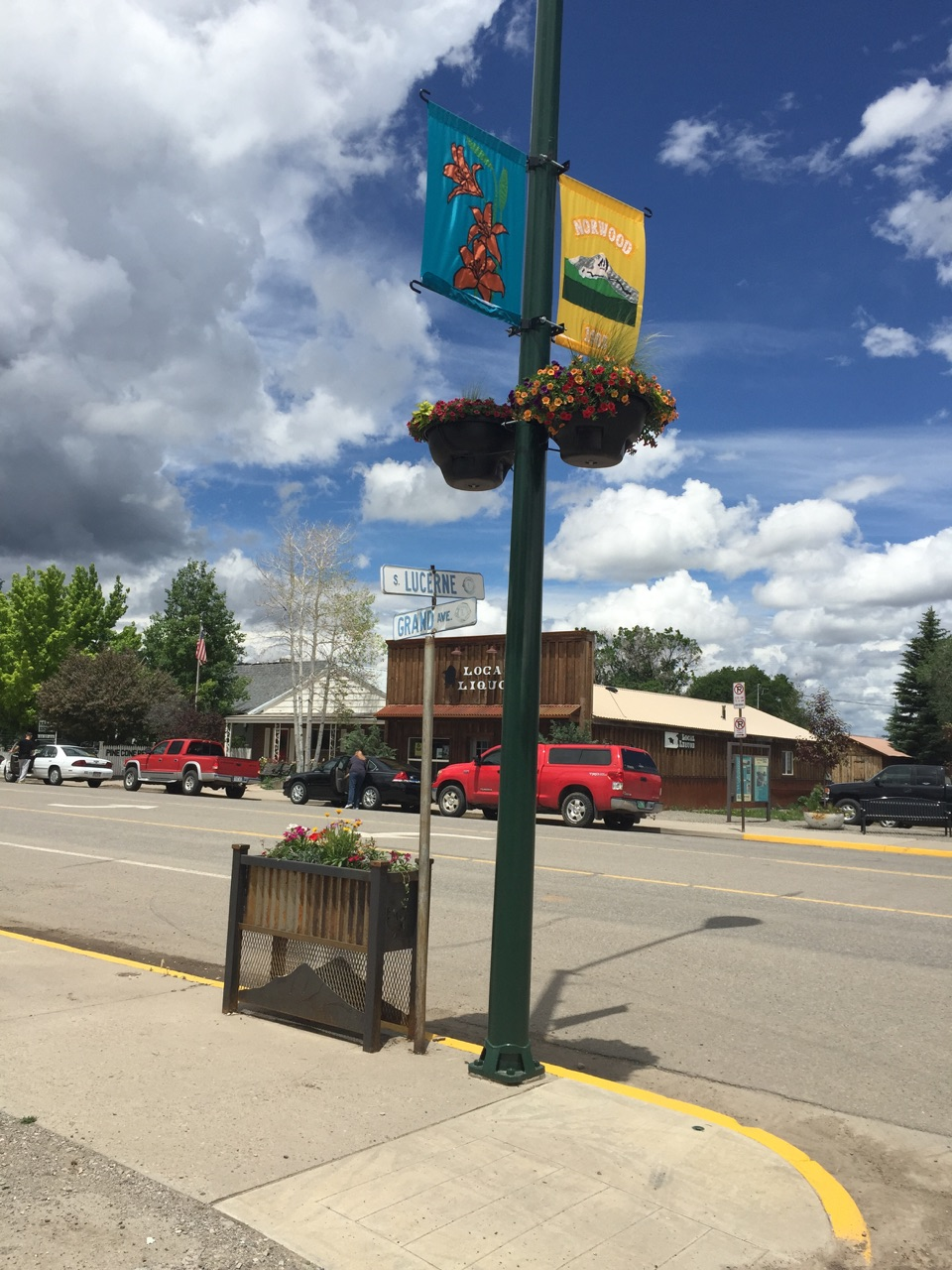 Norwood, Colorado Town Beautification Project