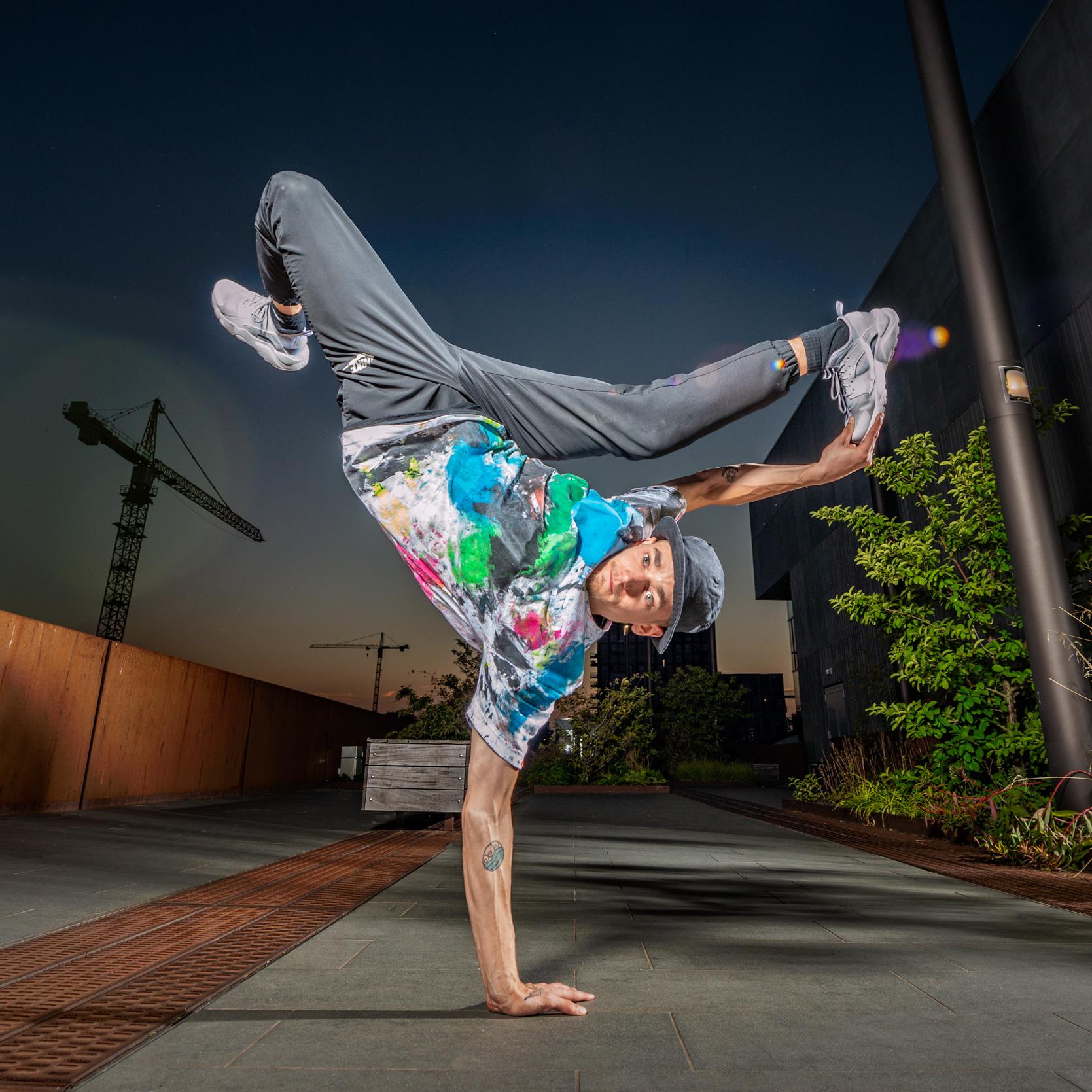 Breakdance x Ruud van Bragt x MESMO (2018)