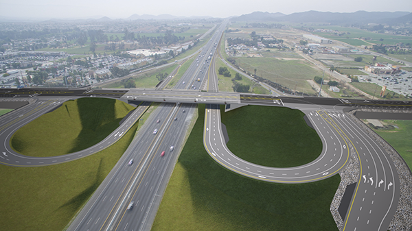 Scott Road Interchange -