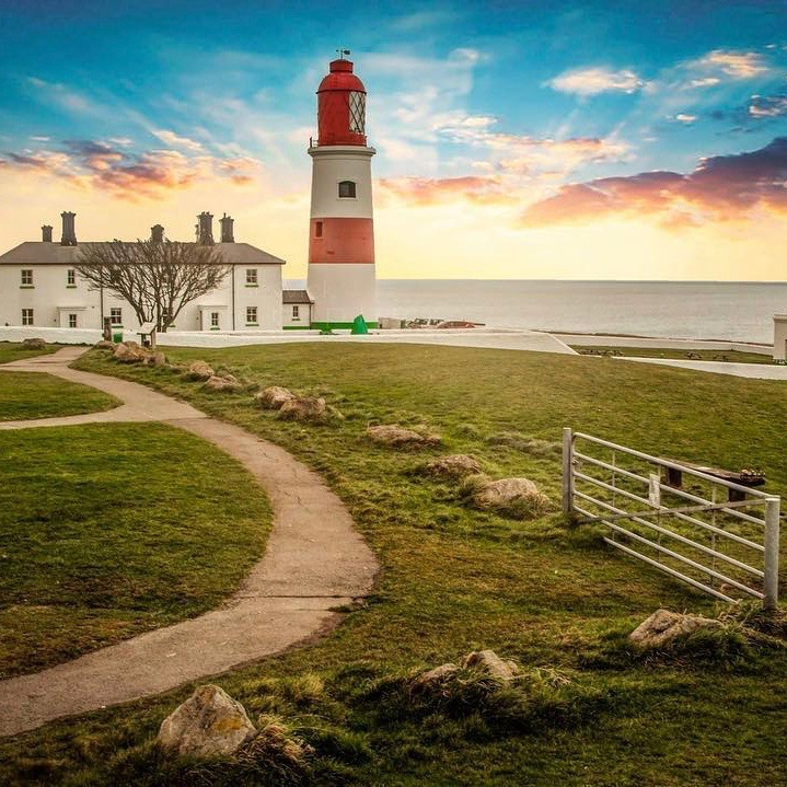 Souter Lighthouse - @joshbewickphotography