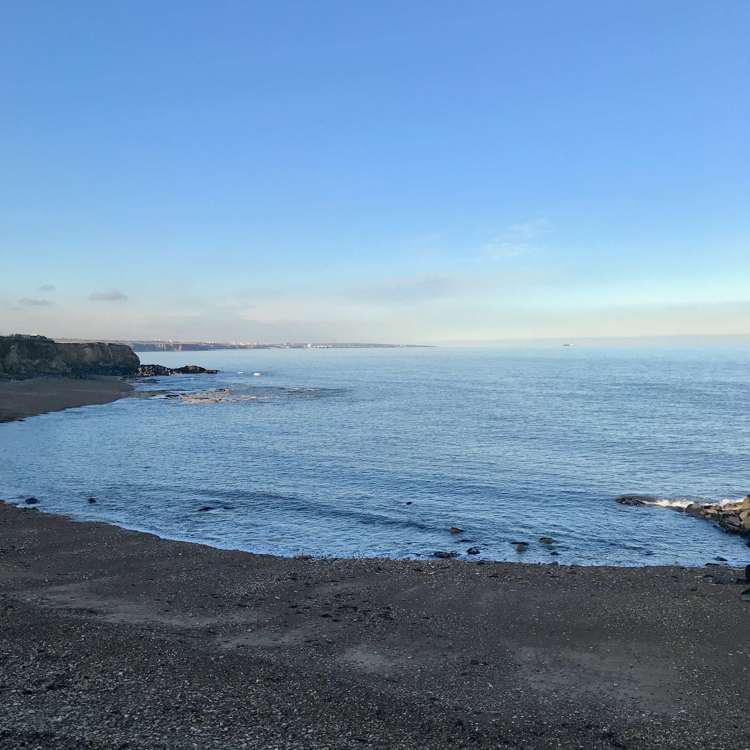 Seaham Harbour - @clairelormoryoga