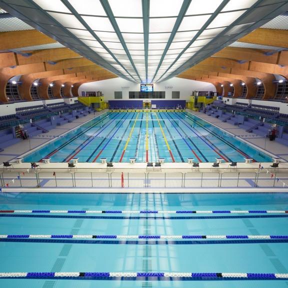 Aquatic Centre - @everyoneactive