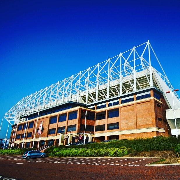 Stadium of Light - @stadiumoflightofficial