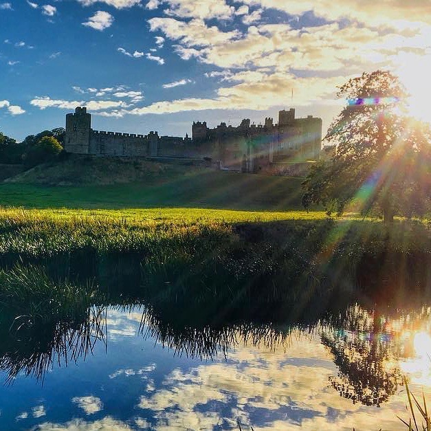 Alnwick Castle - @alnwickcastleofficial