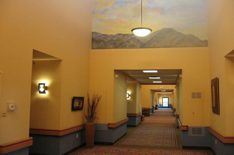 AHC Hallway