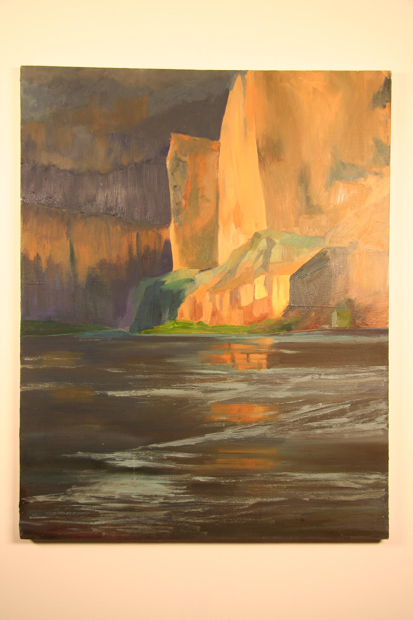 "Grand Canyon 18x24"""