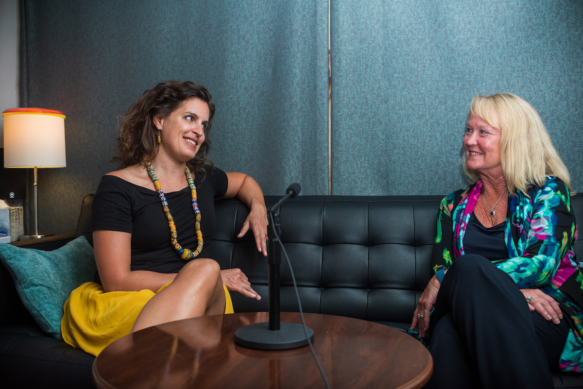 Liesel Mertes interviews Sheri Alexander