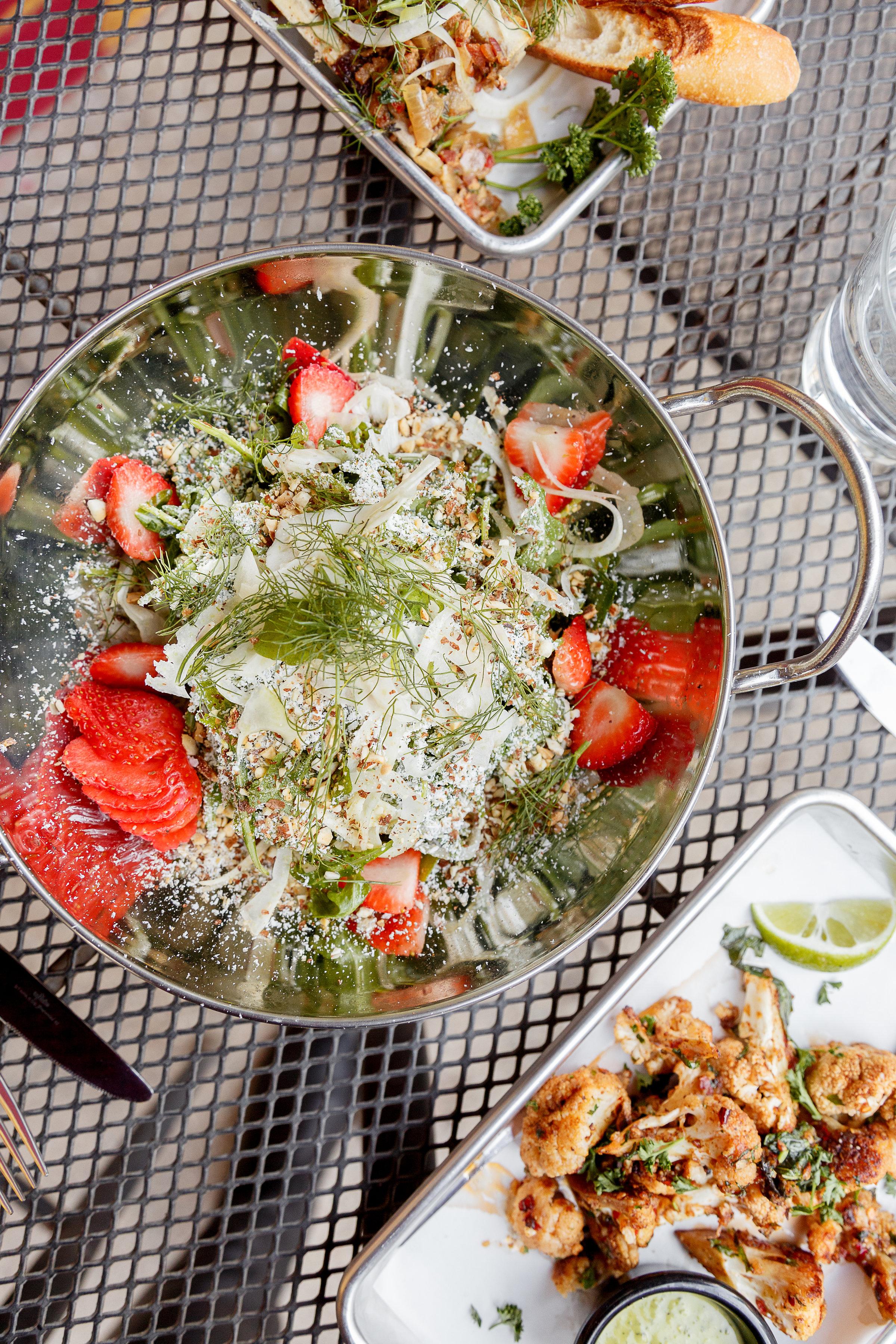 Scavenger Salad (Gluten-Free) - Backbone Cafe