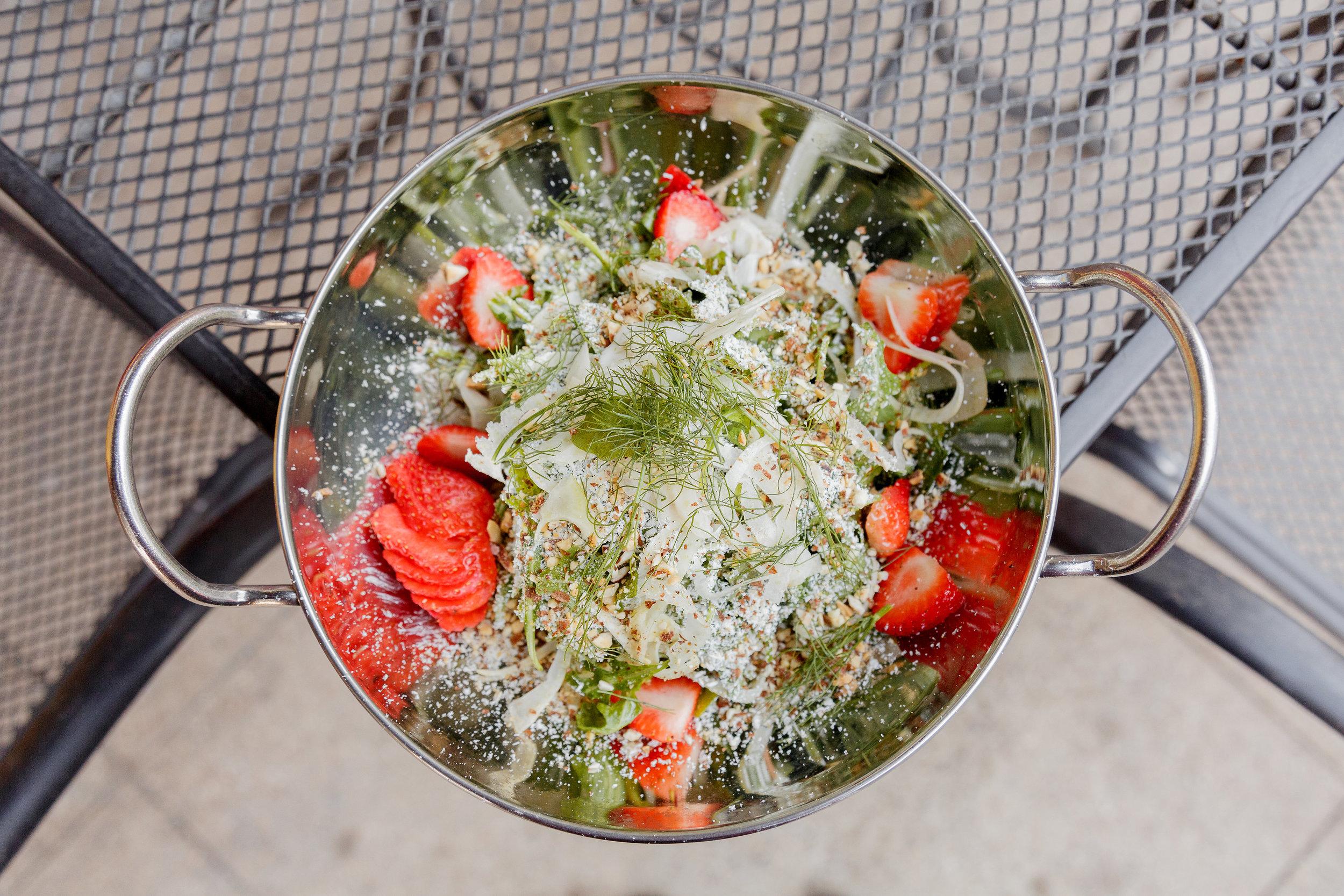 Scavenger Salad