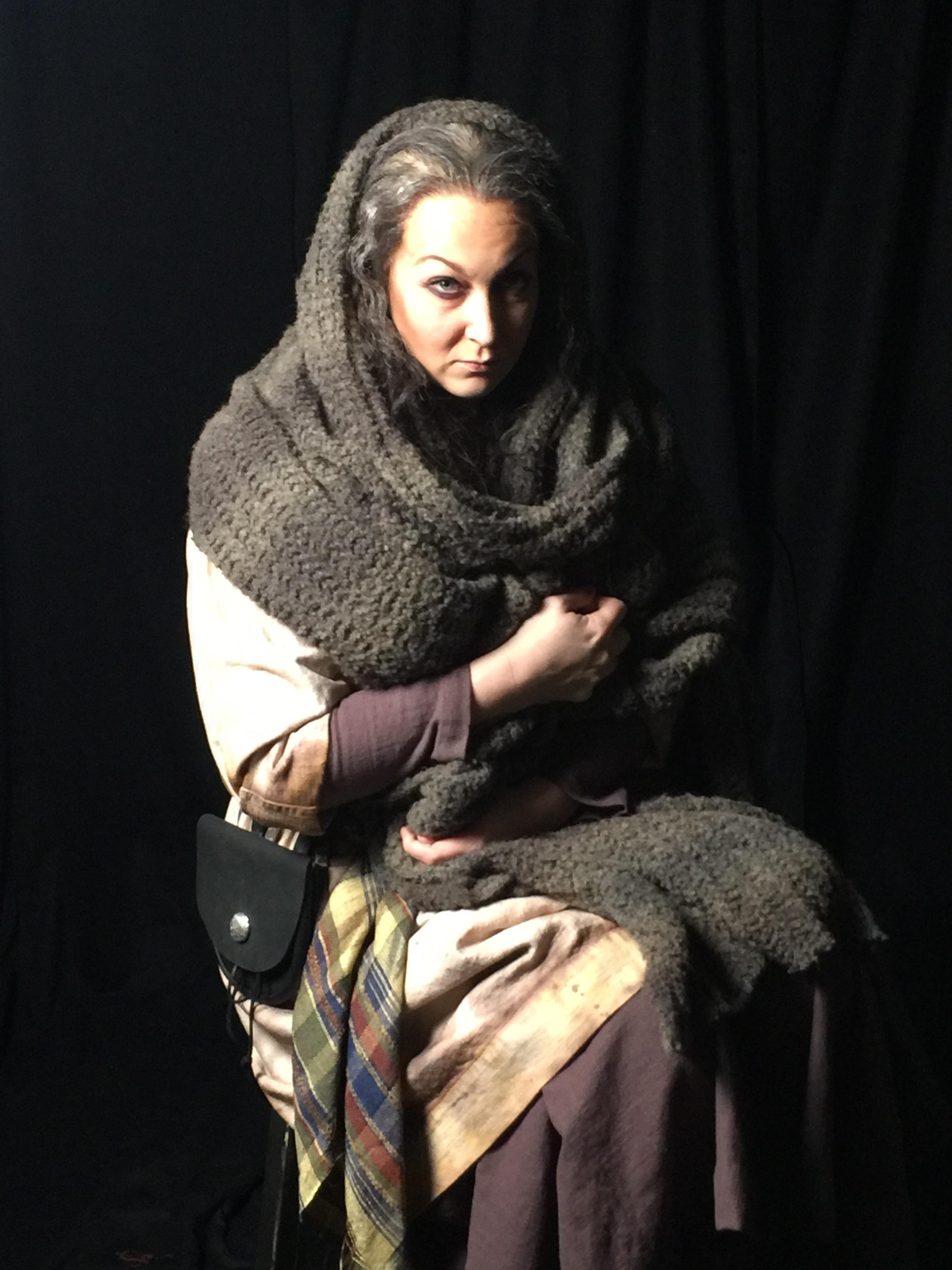 Azucena,  Il Trovatore,  Central City Opera 2018 Photos: Amanda Tipton